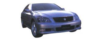 TOYOTA CROWN 2006 г.