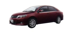 "Toyota Allion A18 ""S Package"" 2009 г."