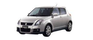 Suzuki Swift Sport 2009 г.