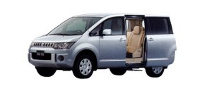 Mitsubishi Delica D:5 Electric Side Step Specification 2009 г.