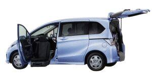 Honda Freed Hybrid Lift-up Passenger Seat Version 2014 г.