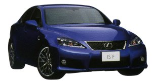 Lexus IS F  2014 г.