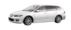 Mazda Atenza Sport Wagon 23EX 2007 г.