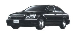 Nissan President Sovereign 4-Seater 2006 г.