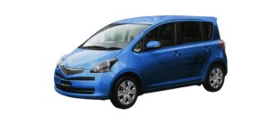 """Toyota Ractis """"G """"""""L Package"""""""""""" 2008 г."""