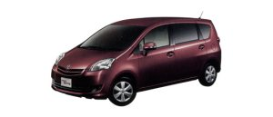 """Toyota Passo SETTE G """"C Package"""" 2009 г."""