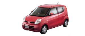 Nissan Moco E (2WD) 2007 г.