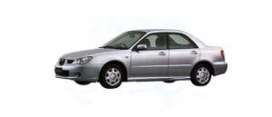 Subaru Impreza Sedan 1,5i 2006 г.