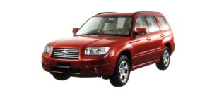 SUBARU FORESTER 2007 г.