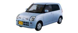 Nissan Pino E 4AT 2008 г.