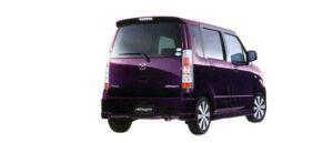 Mazda AZ-Wagon Custom Style DI 2007 г.