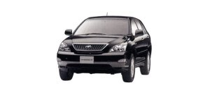 Toyota Harrier 240G 2009 г.