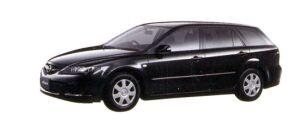 Mazda Atenza Sport Wagon 20C 2007 г.