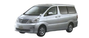 Toyota Alphard V MZ ''G Edition'' 7-seaters 2006 г.
