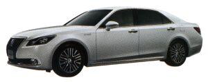 "Toyota Crown Majesta ""F Version"" 2014 г."