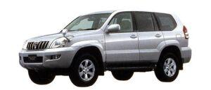 "Toyota Land Cruiser Prado TZ ""G Selection""  V6 2007 г."