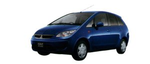 Mitsubishi Colt PLUS Very 2008 г.