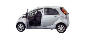 Mitsubishi I with Swivel Passenger Seat 2009 г.