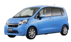 """Daihatsu Move X """"SA"""" 2014 г."""