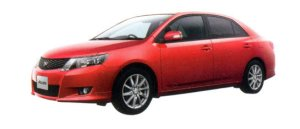 """Toyota Allion A18 """"S Package"""" 2007 г."""