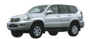 "Toyota Land Cruiser Prado ""TZ """"G Selection""""V6 4000 Gasoline"" 2006 г."