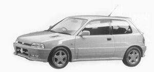 Daihatsu Charade DE-TOMASO 1993 г.