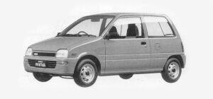 Daihatsu Mira Pit-4WD 1993 г.