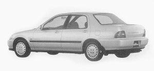 Isuzu Gemini C/C 4WD 1993 г.