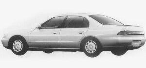Mitsubishi Eterna 1.8 16V MVV 1993 г.