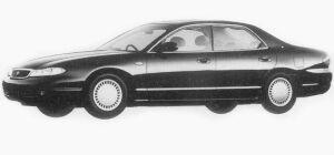 Mazda Efini MS-8 2.0 TYPE G-S 1993 г.