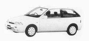 Suzuki Cultus 1300 f 1993 г.