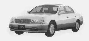 Toyota Crown Majesta C TYPE 1993 г.