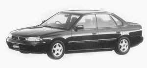Subaru Legacy 4WD TOURING SPORT TS 1993 г.