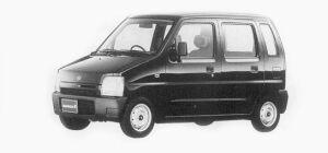 Suzuki Wagon R RA 1993 г.