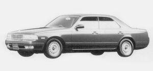 Nissan Laurel 20E GRAND CRUISE 1993 г.