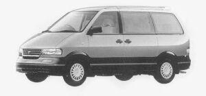 Nissan Largo 2WD GASOLINE GT 1993 г.