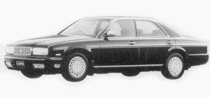 Nissan Cedric V30 TWINCAM 1993 г.