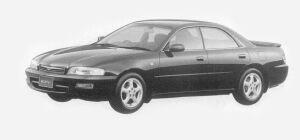Toyota Corona Exiv 2.0TR-G 1993 г.