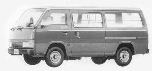 Nissan Homy VAN 4WD 5 DOORS 3/6 SEATER 2.7 DIESEL DX 1993 г.