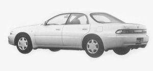 Toyota Carina ED 2.0X 1993 г.