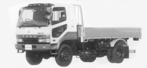 Mitsubishi Fighter 4WD 3.75T 1993 г.