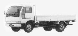 Nissan Atlas 3.0T LONG, SUPER WIDE, DOUBLE TIRE 1993 г.