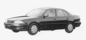 Toyota Camry 2000ZX 4WS 1993 г.