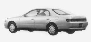 Toyota Chaser 2.0 AVANTE 1993 г.