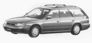 Subaru Legacy TOURING WAGON BRIGHTON 1993 г.