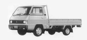 Mitsubishi Delica Truck 2500 DIESEL DX 1993 г.