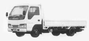 Isuzu Elf 2T HIGH CAB, FLAT LOW, LONG BODY 1993 г.
