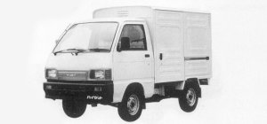 Daihatsu Hijet PANEL VAN 1993 г.