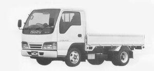 Isuzu Elf 2T FLAT LOW, STANDARD BODY 1993 г.