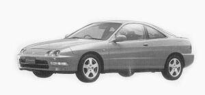 Honda Integra 3 Doors COUPE Si VTEC 1993 г.